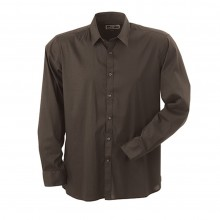 Men's Shirt Slim Fit Long