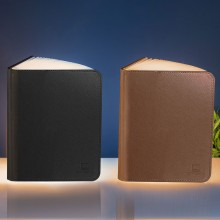 Светильник Large Leather Smart Book Light