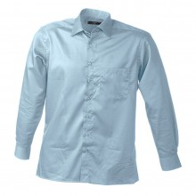 Men's Business Shirt Long-Sleeved