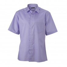 Men's Business Shirt Short-Sleeved